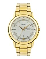 Timex Empera Analog Gold Dial Men's Watch - TI000U30100
