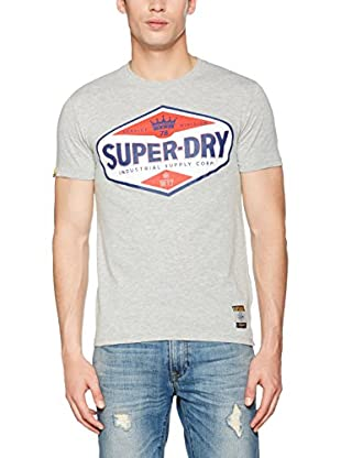 Superdry T-Shirt Manica Corta Supply Corp Lite Loomed