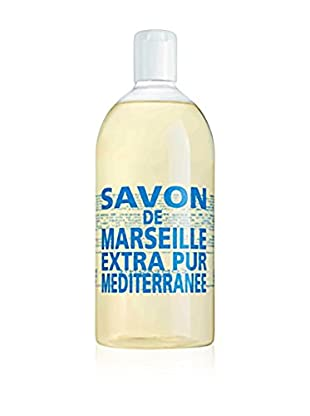 Compagnie de Provence Jabón Líquido Recarga Extra Pur Méditerranée 1000 ml