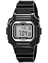 Casio Kids F-108Whc-1Acf Classic Digital Display Quartz Black Watch - F-108Whc-1Acf