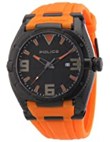 Police Analog Black Dial Men's Watch - PL-13093JSB/02A