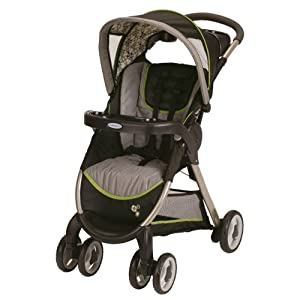 Graco Fastaction Fold Classic Connect Lx Stroller Surrey