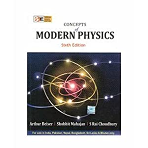 Concepts of Modern Physics: Special Indian Edition (Old Edition)
