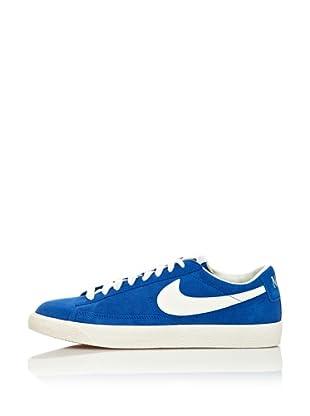 Nike Zapatillas Blazer Low Prm Vntg Suede (Azul)