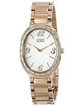 Citizen Eco-Drive Allura Ladies Watch Ex1223-51A