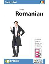 Talk Now! Learn Romanian