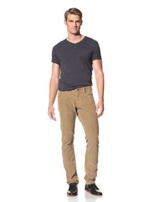 French Connection Men's Antique Corduroy Pants, Coffee (Coffee)