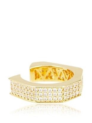 Walter Baker Jewelry Three Row Twin Peaks Ring