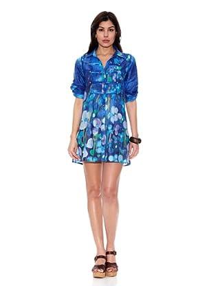 HHG Vestido Gwen (Azul)