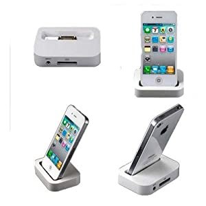 APPLE iPhone 4 & 4S Sync Charging/Charger Station Dock Cradle