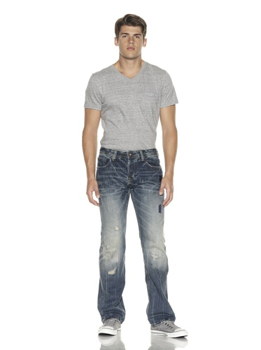Cult Of Individuality Men's Hagen Relaxed Jean (Indigo)