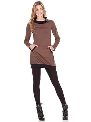 HHG Vestido Fatima (marrón)