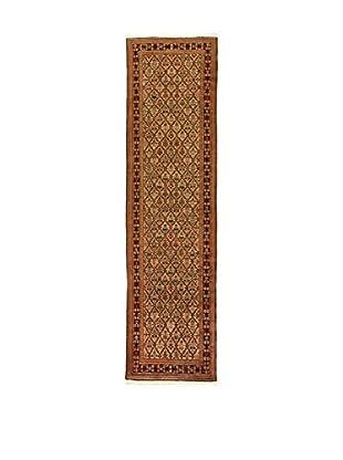 Eden Teppich Azerbaijan braun/beige 82 x 308 cm