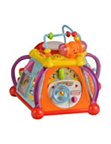Mee Mee Musical Multi Activity Box, Multi Color