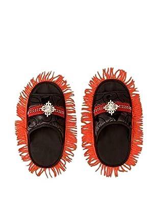VIGAR Mopa Lulu Glamour Negro / Rojo