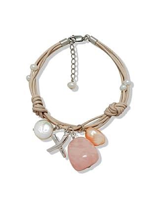 Valero Pearls 60201606 - Pulsera de mujer de plata de ley con perla de agua dulce