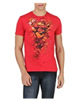 Superman Men's Cotton T-Shirt