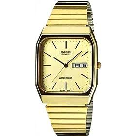 CASIO (カシオ) 腕時計 スタンダードアナログウォッチ MQ-518GAJ-9A メンズ