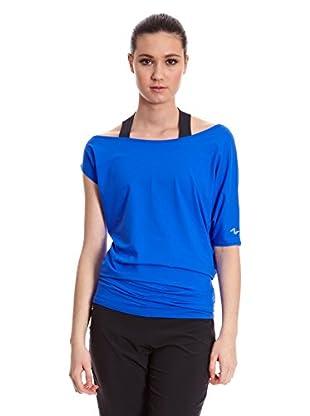 Naffta Camiseta Active / Gym (Azul)