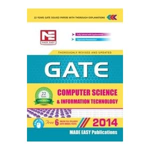 GATE - 2014: Computer Science & Information Technology Solved Papers