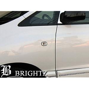【クリックで詳細表示】【BRIGHTZ エスティマ CR30 CR40系 クリスタルサイドマーカー 2PC 018】
