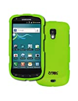 Samsung Galaxy S Aviator R930 Rubberized Case Cover (Neon Green)