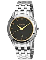 Titan Tycoon Analog Black Dial Men's Watch - NE1558SM02