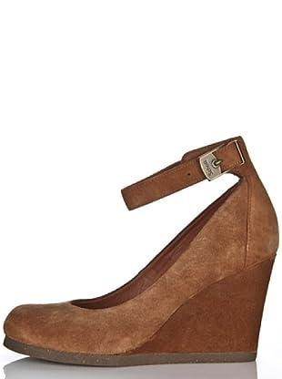 Scholl Zapatos Miral (Marrón)