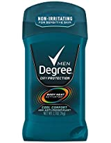 Degree Men's Invisible Solid Anti-Perspirant & Deodorant-Cool Comfort-2.7 oz