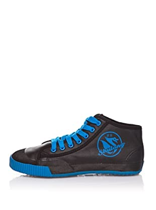 Shulong Zapatillas Shulook High (Negro / Azul)