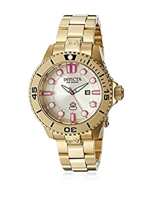 Invicta Watch Reloj de cuarzo Woman 19821 38 mm