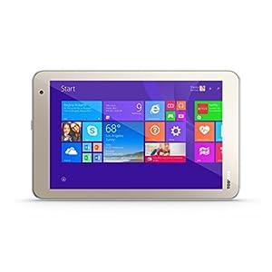 Toshiba WT8-B Tablet (8 inch, 32GB, Wi-Fi+3G via Dongle), Satin Gold