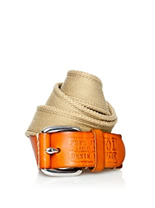 Pepe Jeans London Cinturón Foster (Beige)