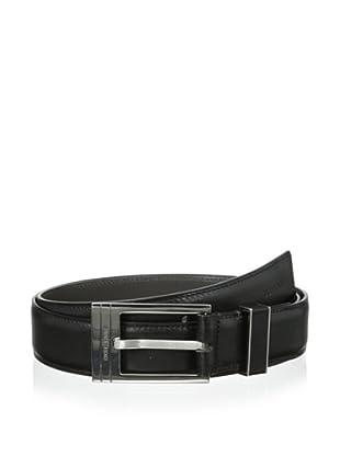 Dior Men's Reversible Belt (Grey/Black)