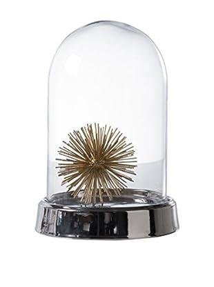 Torre & Tagus Loris Glass Bell Jar Cloche, Clear