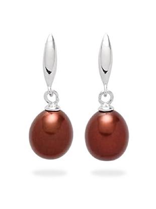Nova Pearls Copenhagen Orecchini Perle Acqua Dolce 7,5 - 8 mm
