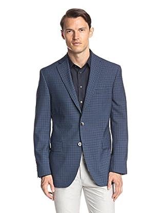Lanza Men's Check Sportcoat