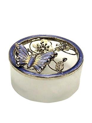 Butterfly Jewelry Box, Purple