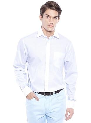 Hackett Camicia Righe (Bianco)