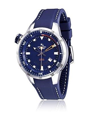 Strumento Marino Reloj Warrior SM108S-SS-BL-AR-BL