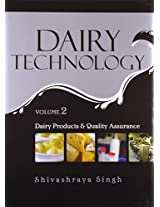 Dairy Technology: Set of 2 Vols