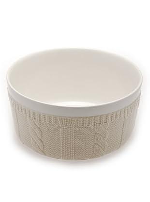 Tognana Coppa/Insalatiera Pullover Glamour 21 cm sabbia