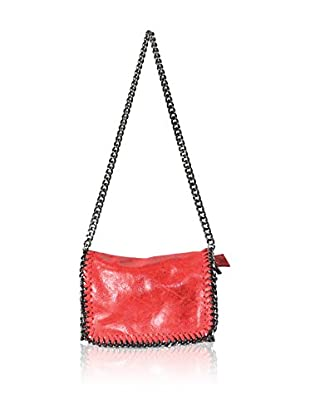 Carla Belotti Bolso asa al hombro Handbag Salome Red