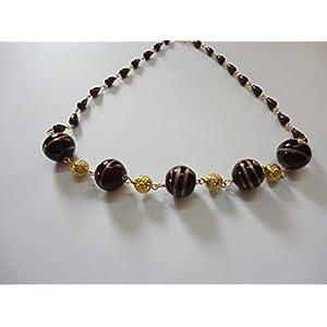Mona Jewels Beaded Loop Chain