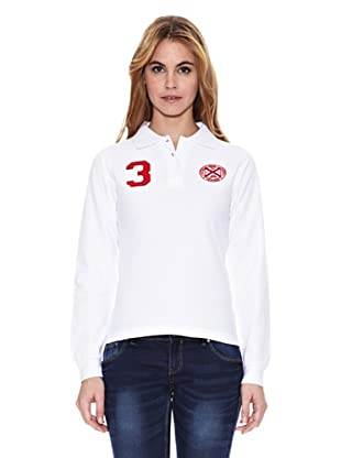 POLO CLUB CAPTAIN HORSE ACADEMY Poloshirt Custom Fit Number