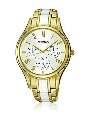 SEIKO Reloj de cuarzo Unisex Unisex SKY718P1 22 mm