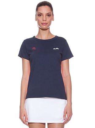 Ellese Camiseta Mutua Madrileña (Marino / Rojo)