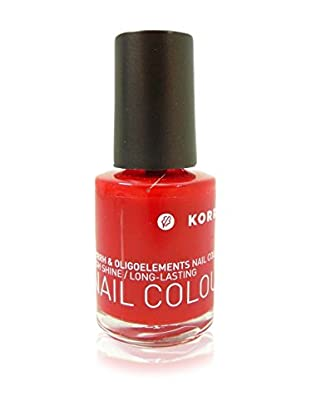 Korres Esmalte Colour Coral Red 48 11 ml