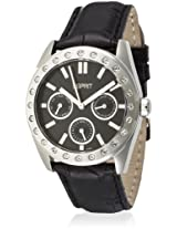 Esprit Analog Black Dial Men's Watch - ES103382002