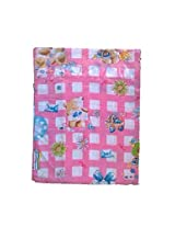 Soft Bed sheet for your baby - Pink